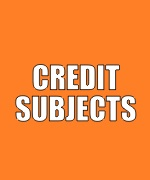Credit subjects