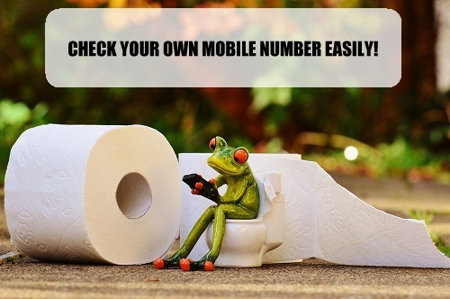Check own mobile number- Aircel, Airtel, BSNL, Docomo, Idea