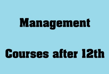 Top Management Courses After 12th Details Eligibility Scope