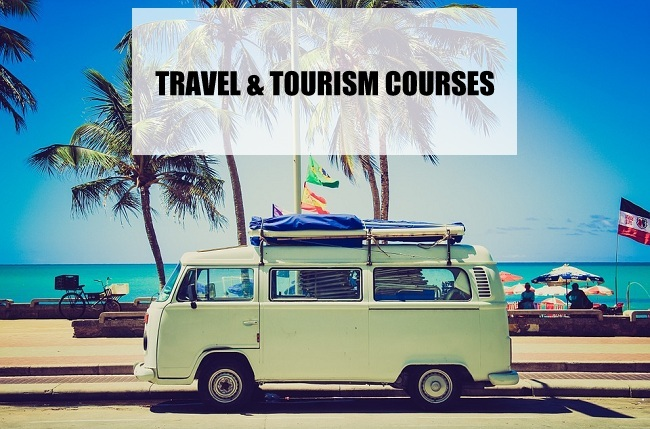 travel tourism courses