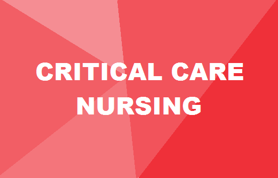 Diploma in Critical Care Nursing: Eligibility, Duration