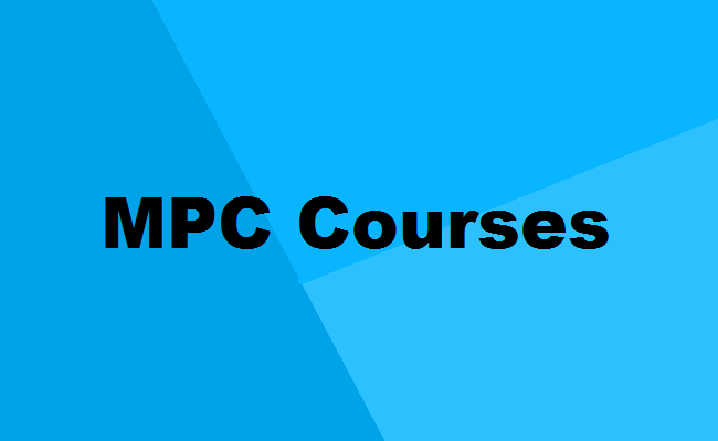 Top Courses After 12th Mpc Job Oriented Programs In 2018