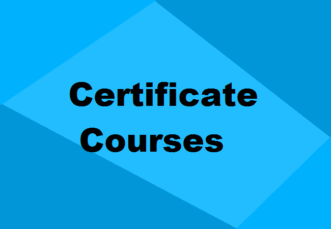 Good Certificate Courses After Engineering B E Or B Tech