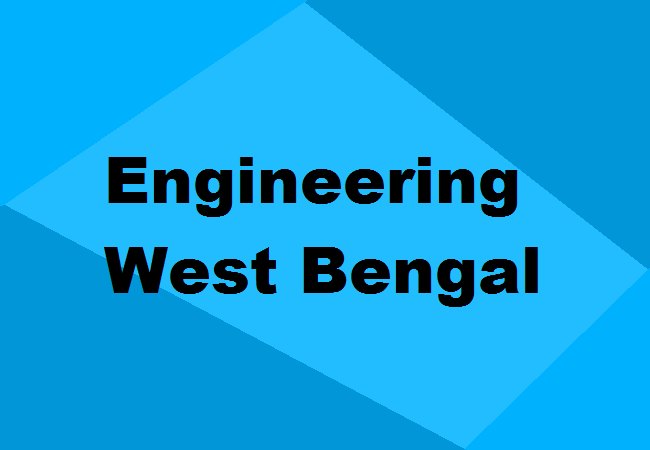 Top Engineering Colleges In West Bengal 2020 Seats Admission Ranking