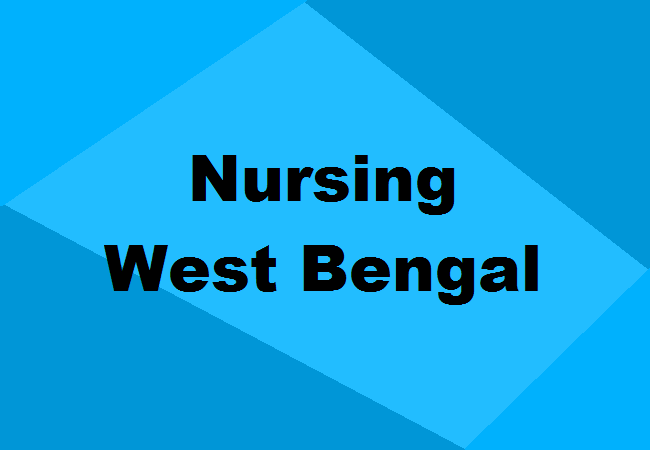 Top Nursing Colleges in West Bengal 2019 | Apply for B Sc