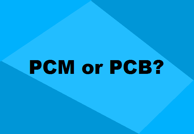 Pcm Pcb Group Comparison Scope Subjects Guidance