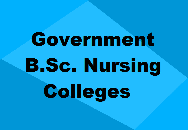 Best Government B Sc Nursing Colleges In Gujarat 2020