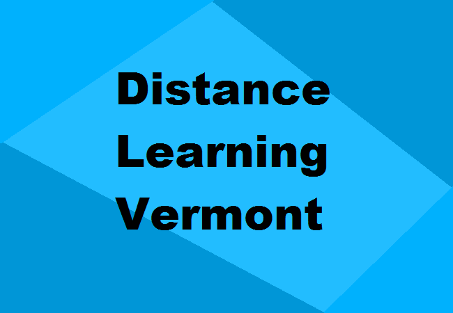 Distance Learning Vermont