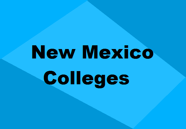 New Mexico Colleges